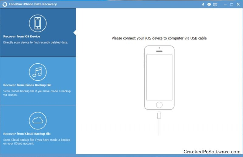 Fonepaw Iphone Data Recovery 6.3.4 Crack