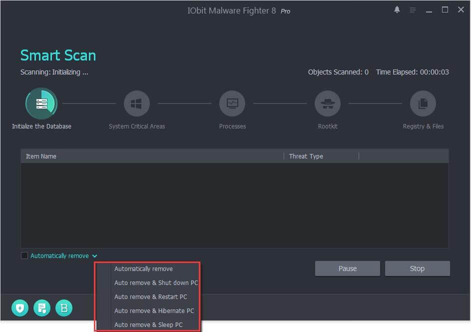 Iobit Malware Fighter 6 Pro Key Free Download