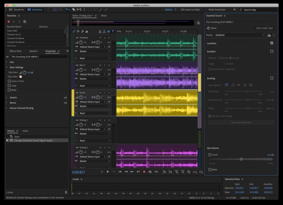 Adobe Audition CC 2018 Free