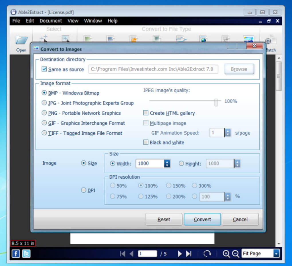 AbleToExtract 15.0.5.0 Free Download