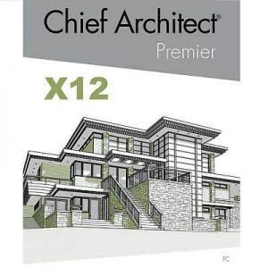 Chief Architect Premier x12