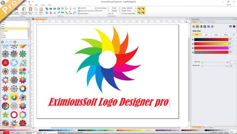 Eximioussoft Logo Designer Pro 3.90 Full Crack Free Download