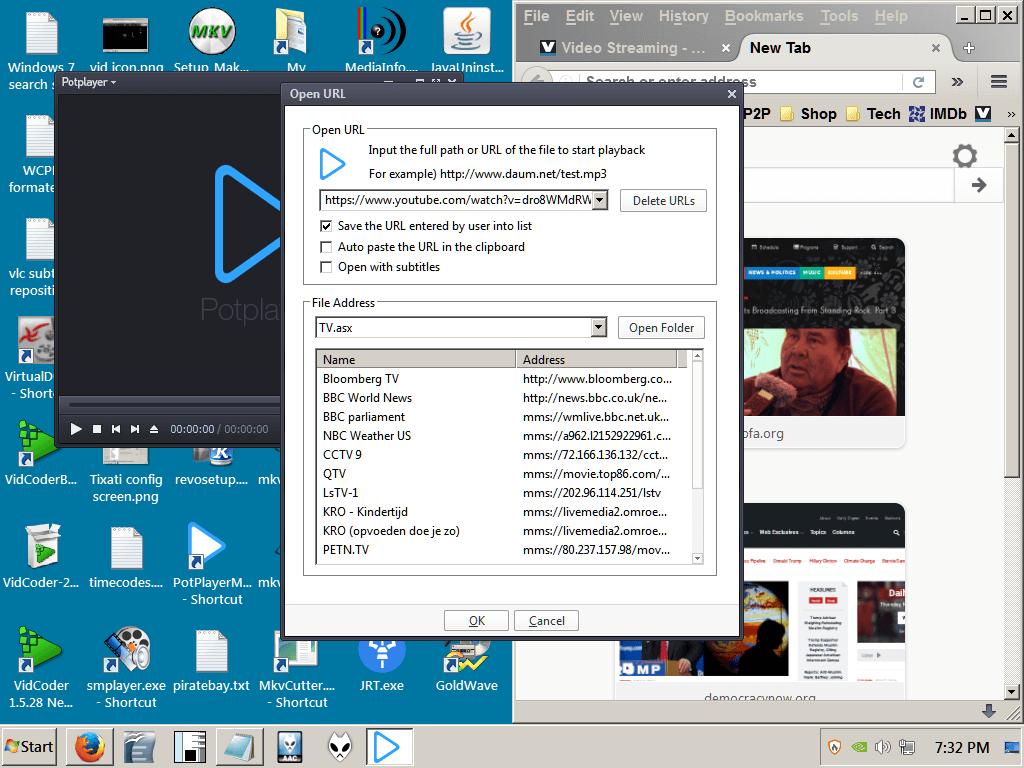 Daum Potplayer 1.7.21289.0 Crack