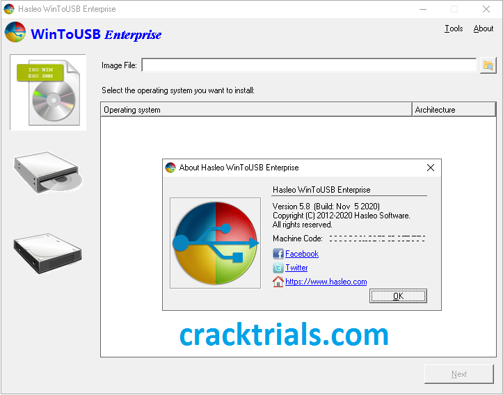 WinToUSB Enterprise Crack 6.1 + Keygen Download 2021 [Latest]