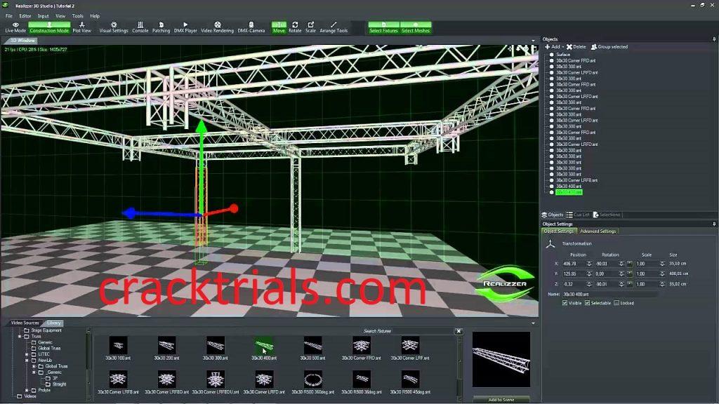 Realizer3D Crack v1.9.0.1 + Keygen Free Download (Latest) 2022