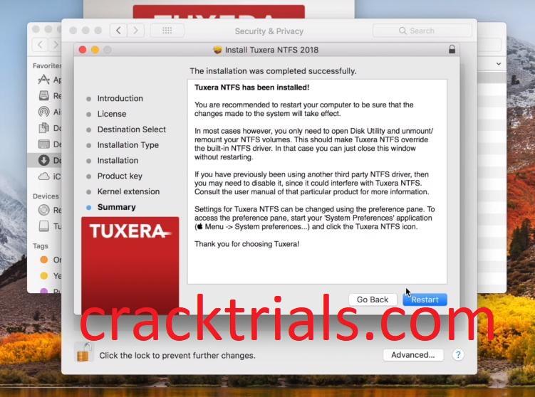 Tuxera NTFS 2022 Crack + Product Key Free Download [Latest]